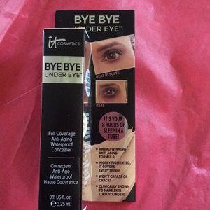 NEW IT Cosmetics Bye Bye Under Eye - Med. Tan